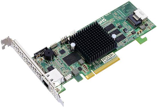 Areca Products - SAS RAID Adapters